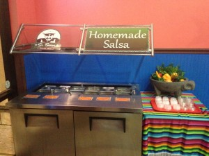 Authentic Mexican Salsa @ Si Senor