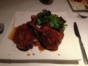Canton Duck @ Blue Bamboo Asian
