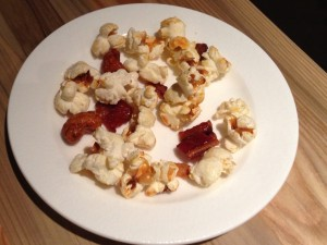 Kettle Corn by Chef Tom Gray