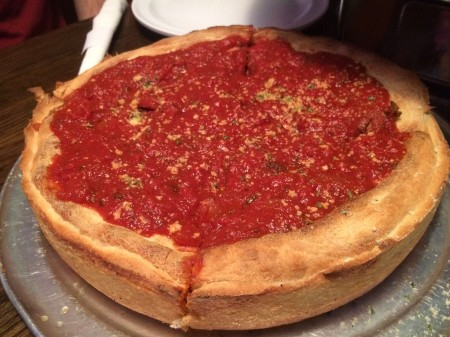 Carmines Pie House - Home on the Range Pizza