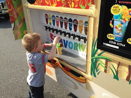 Kona Ice - Kids Love It