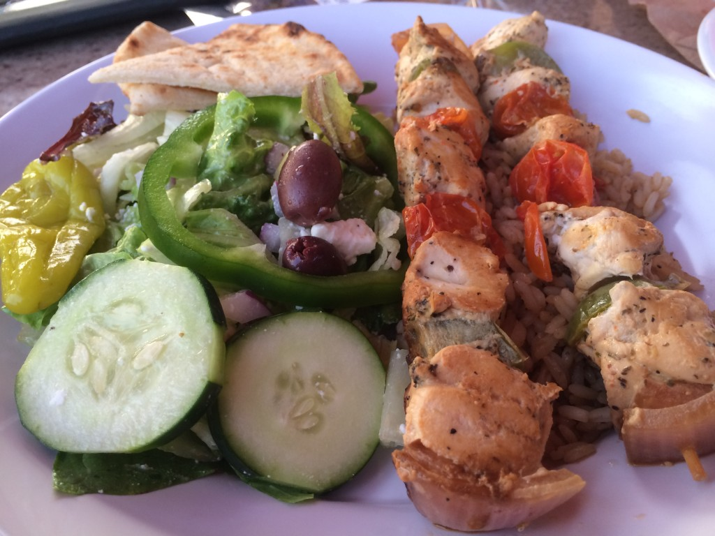 Zoe S Kitchen An Easy Place To Have A Healthy And