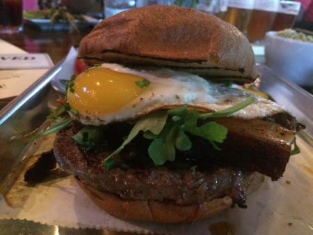 Blind Rabbit Riverside - Holick Burger