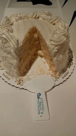 Cinottis - Coconut Cake