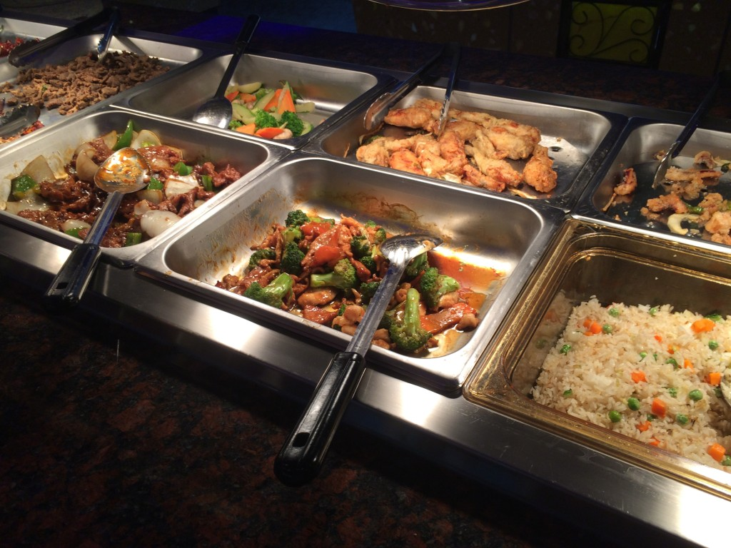 Chinese Food Buffet Nj