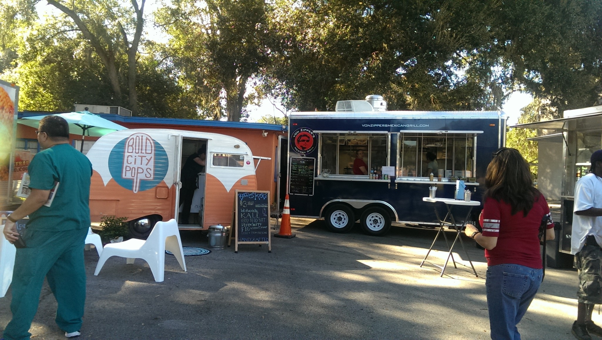 Jax Food Truck Food Court Jacksonville Restaurant Reviews